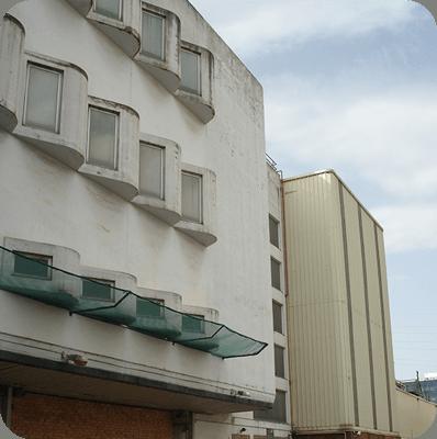 antigua fabrica braun barcelona