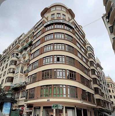hotel casual vintage valencia