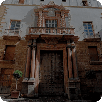 imagen casa del almirante Cadiz