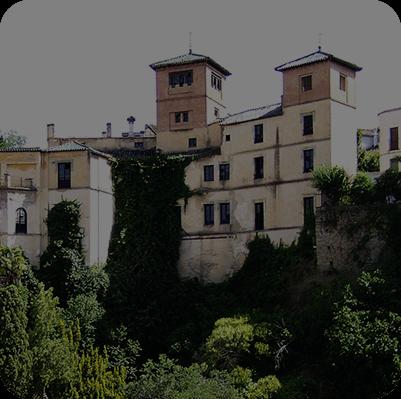 imagen casa del rey moro Ronda Malaga