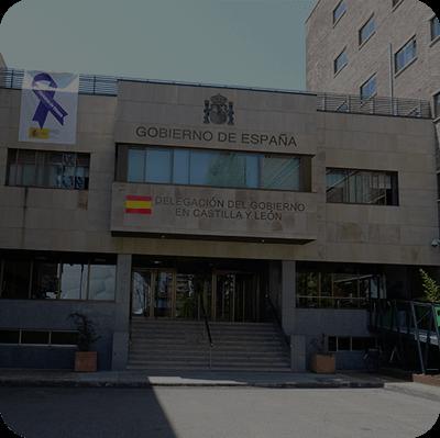 imagen delegacion del gobierno Castilla-Leon Valladolid