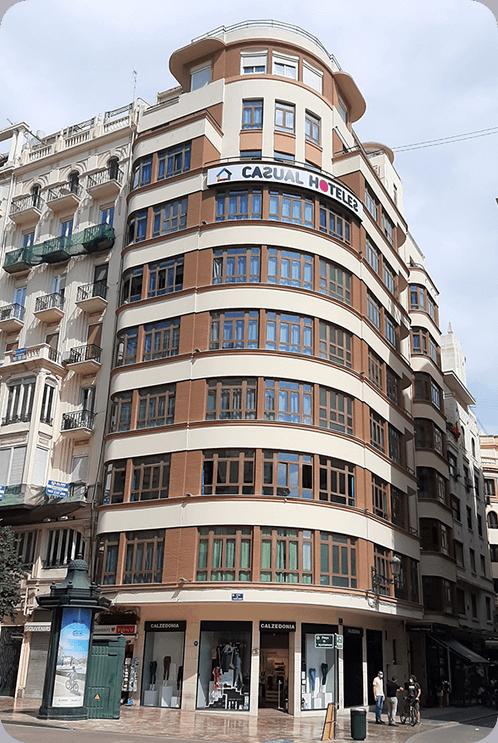 imagen medicion de edificios toda españa