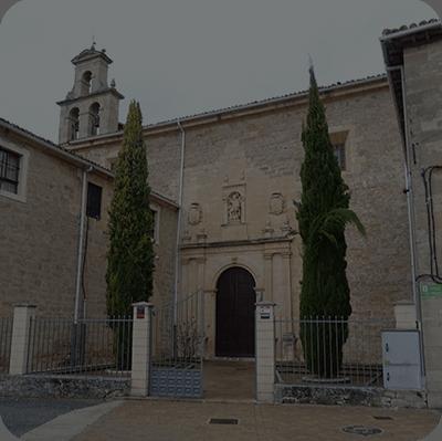 imagen monasterio san martin de don Burgos
