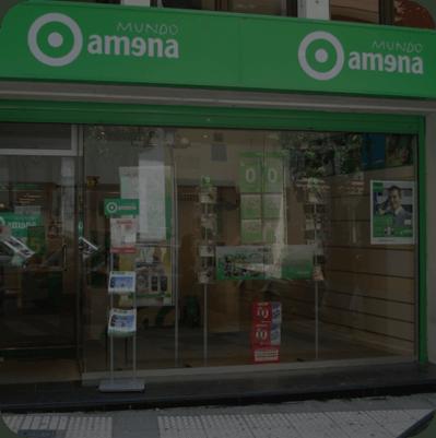 imagen tiendas Amena