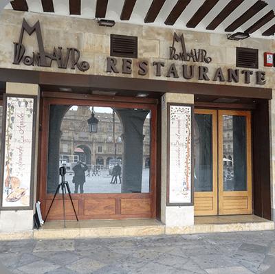 restaurante don mauro salamanca