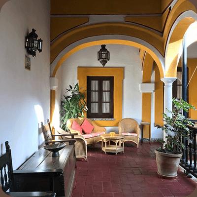 foto hotel casaimperial  sevilla